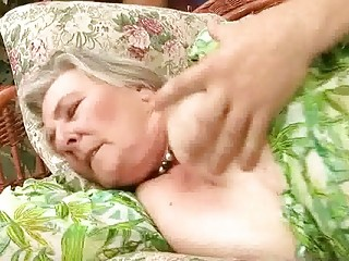 Hot compilation of fat hairy grannies banging with young guys