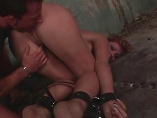 Slavegirl gets humiliated and punished hard