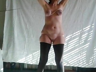Whipping her before she cleans my ass