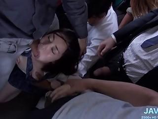 They are so cute  Japan schoolgirls  Vol 40  JavHDnet