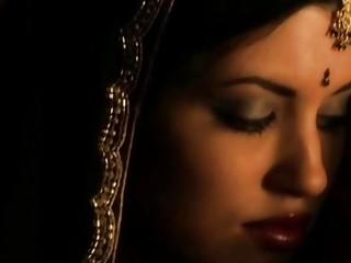 Dancing Erotic In The Indian Night